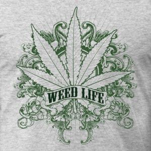 Drawn pot plant reggae Apparel by T Shirt 7