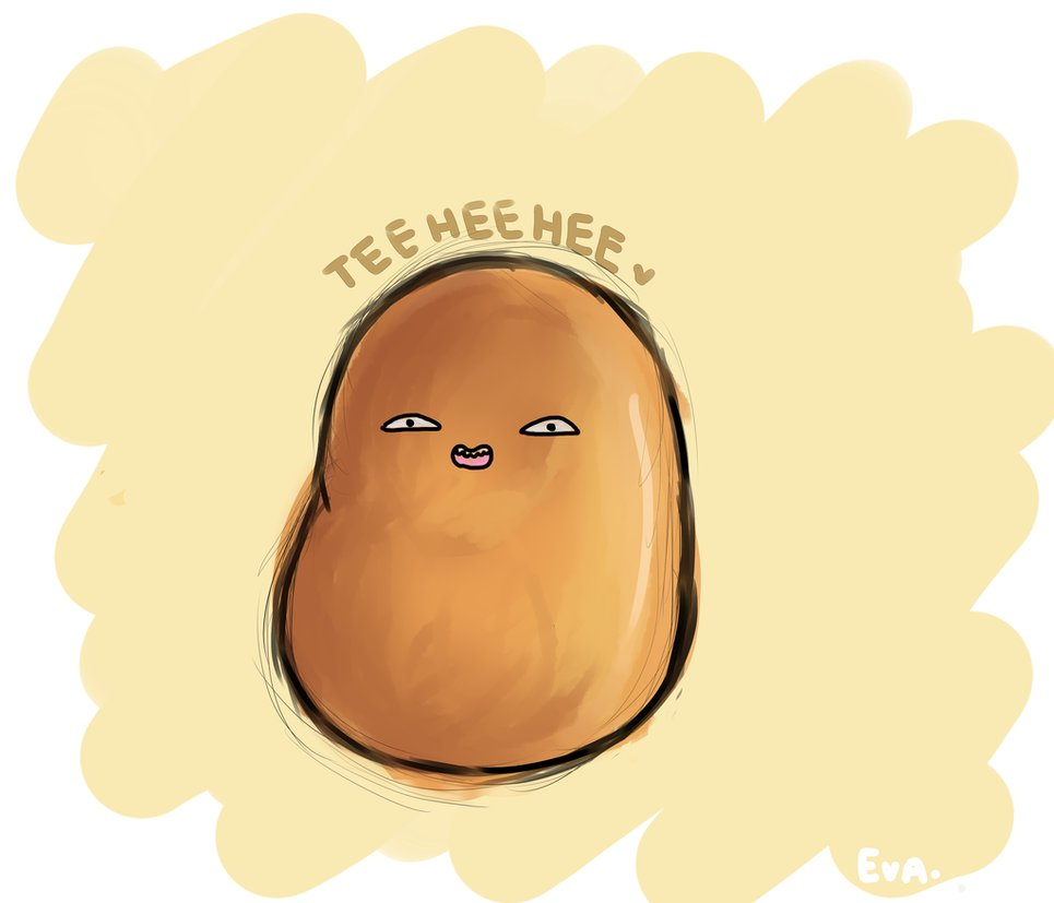 Drawn potato Cause by by on Ebaroo