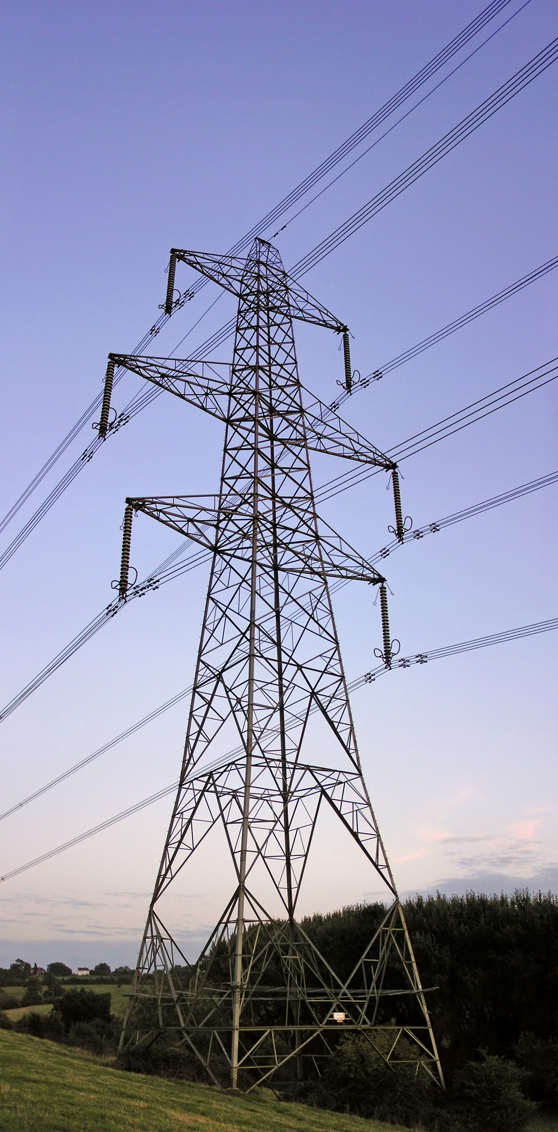 Drawn power line electrical pole Tower  Wikipedia Transmission