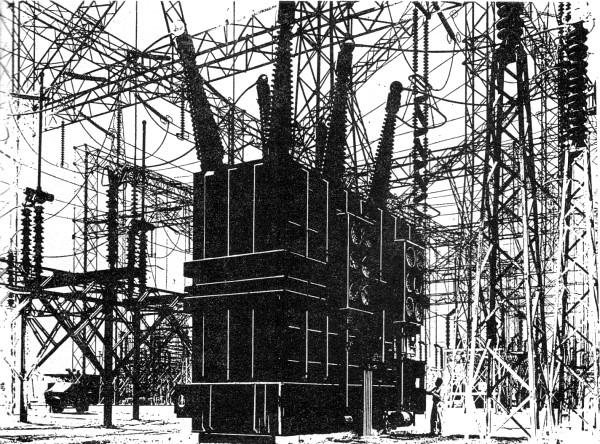 Drawn power line vector Substation Transformer Popular High Cafe