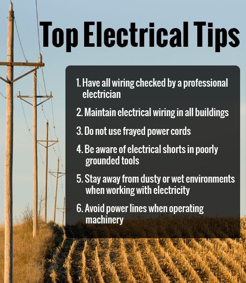 Drawn power line industrial safety Electrical Safety best #tips Safety