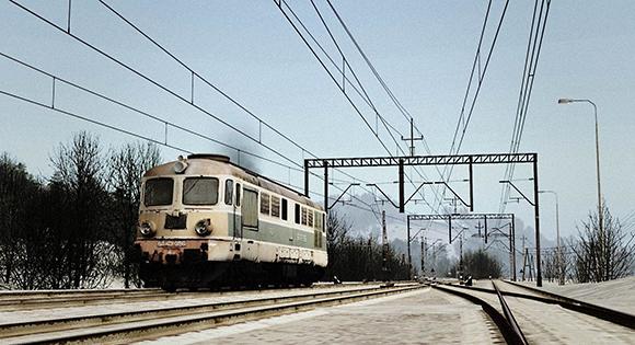Drawn power line trainz New a Trainz tane Portal