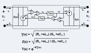 Drawn power line transmission line As circuit lead) twin Source)