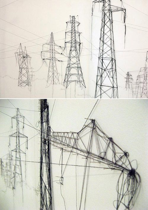 Drawn power line wooden On Best Debbie ideas Pinterest