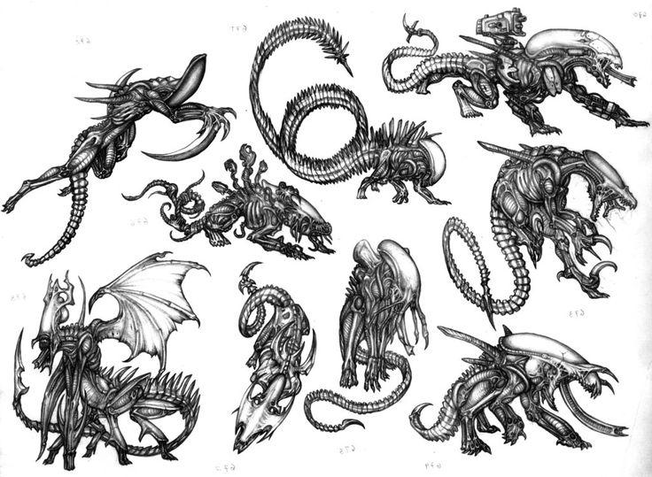Drawn predator alien movie On on Predator movie movie