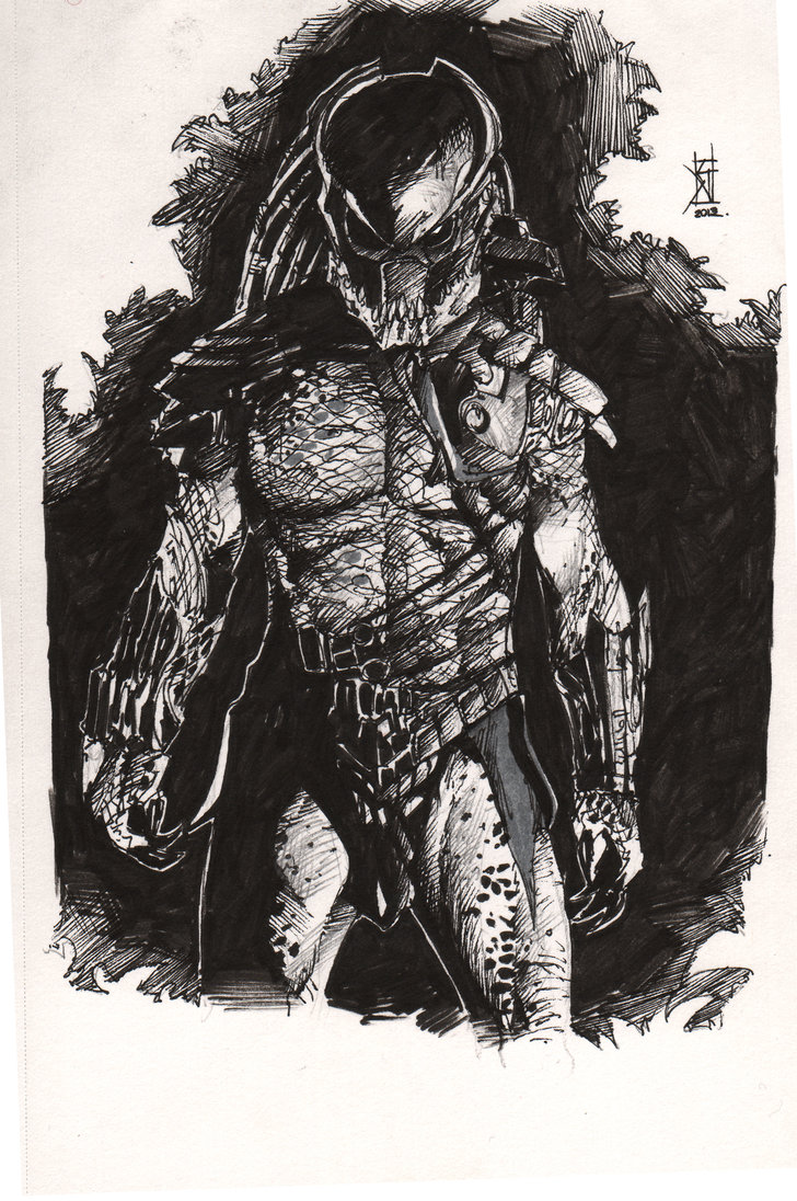 Drawn predator berserker By Berserker TheRisingSoul DeviantArt TheRisingSoul