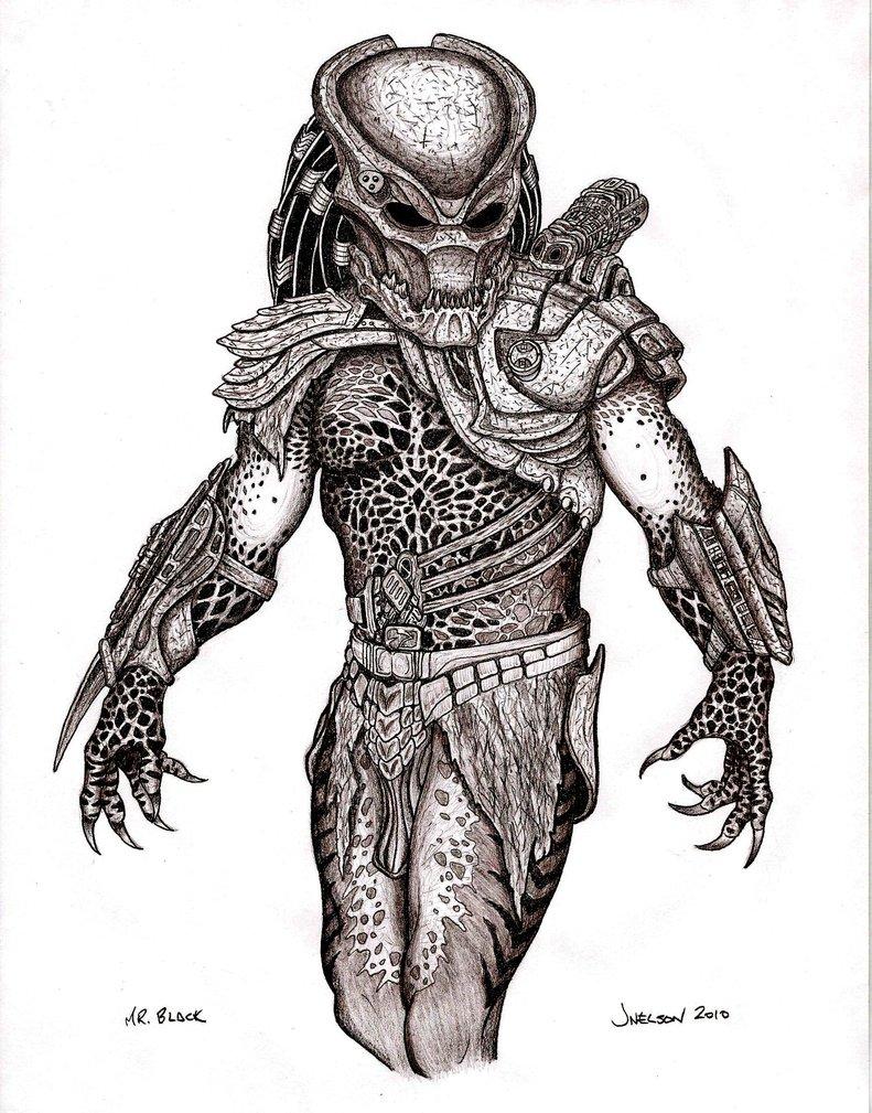 Drawn predator berserker Of Best Some never pic/pic
