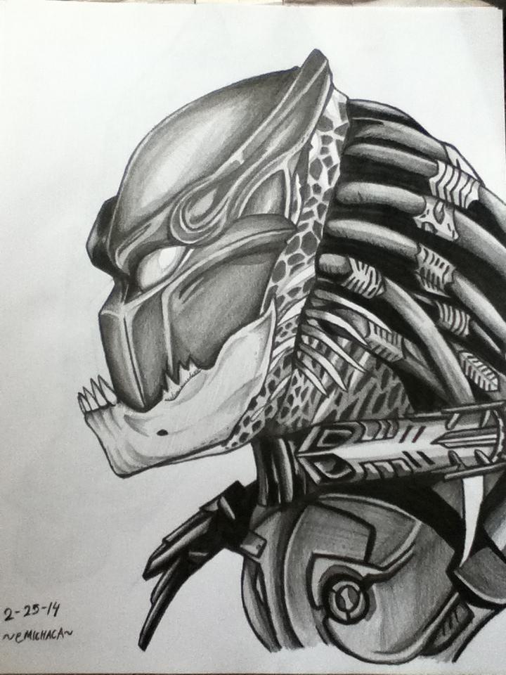 Drawn predator berserker By Berserker Berserker Drawing DeviantArt