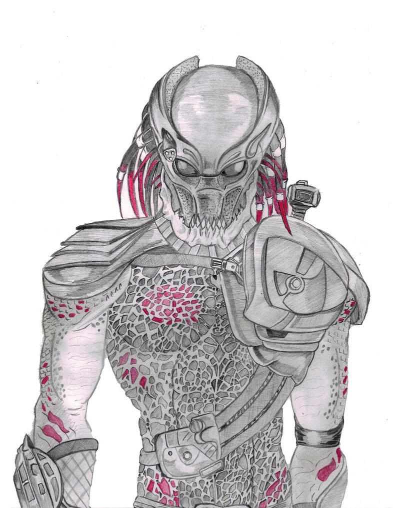 Drawn predator berserker Predator Berserker pic Drawing source
