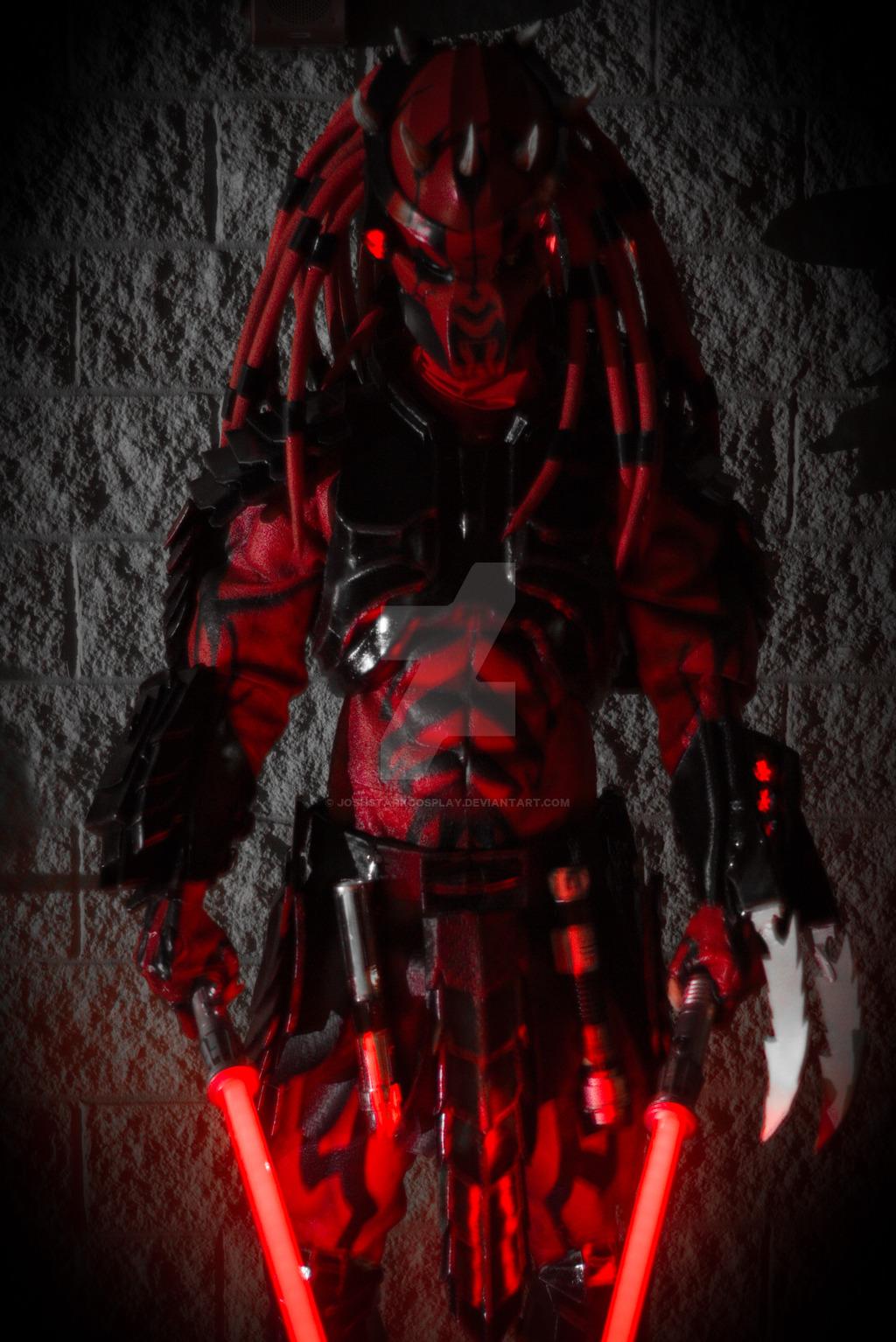 Drawn predator darth maul Ultimate IMG] Predator Forums IMG]