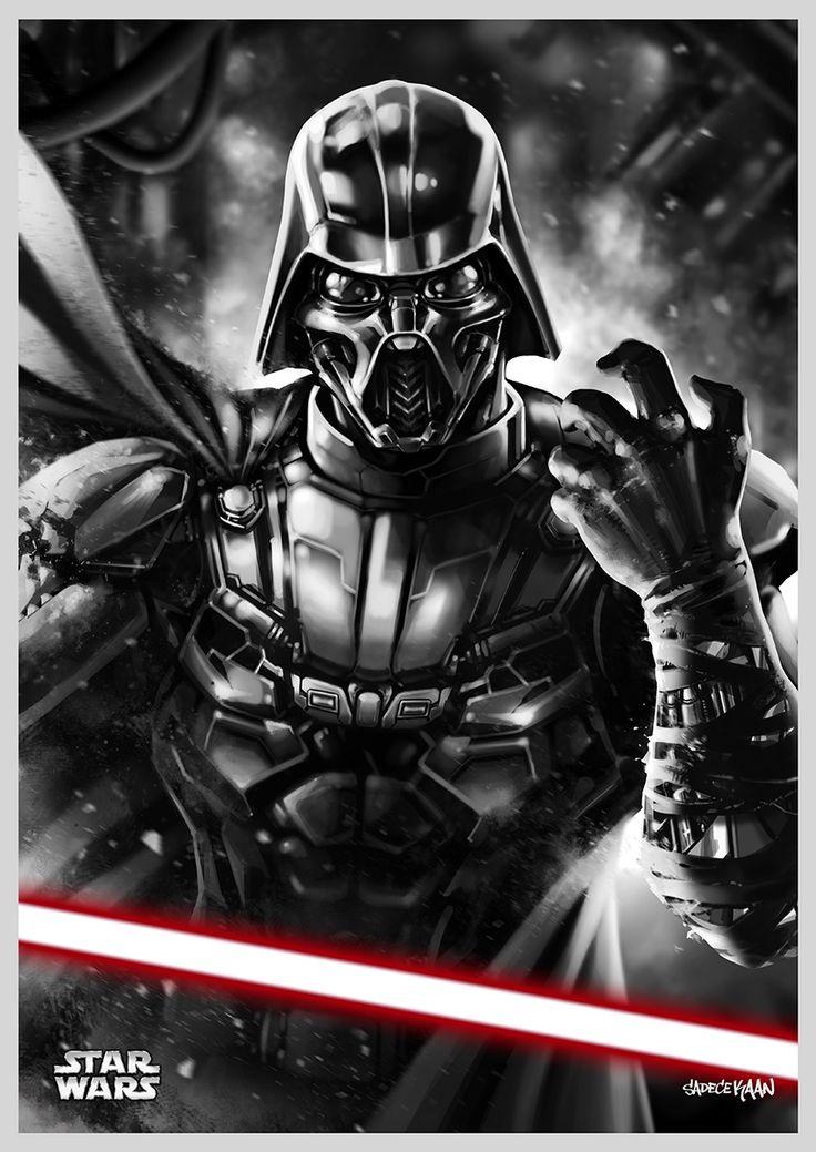 Drawn predator darth vader DARTH on Vader Pinterest by