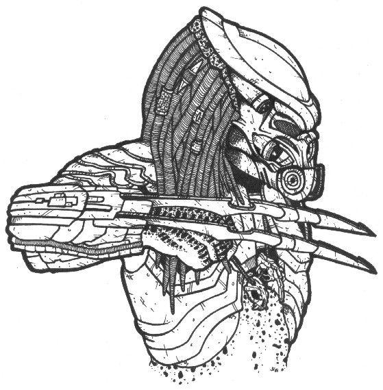 Drawn predator easy 17 Wood Pinterest Predator Best