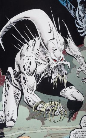 Drawn predator engineer comic By FANDOM Wikia White hybrid