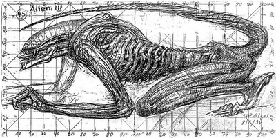 Drawn predator giger R Biography in of the