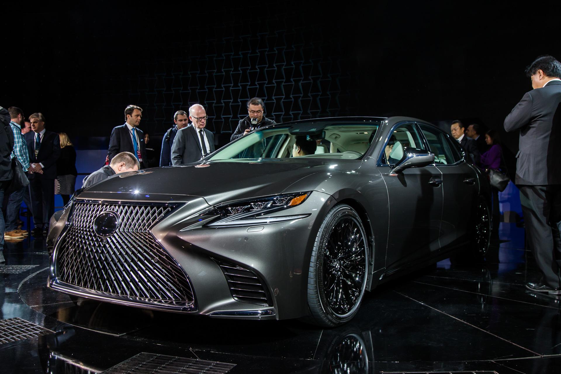 Drawn predator lexus Lexus to Here: Flagship Look