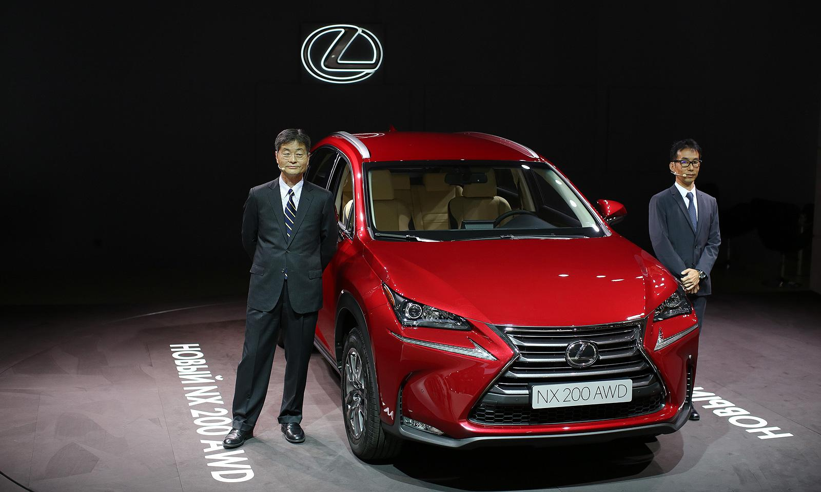 Drawn predator lexus Chief the grille At defends