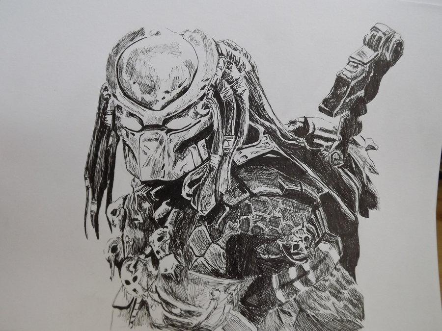 Drawn predator pencil By by Predator Pride joy
