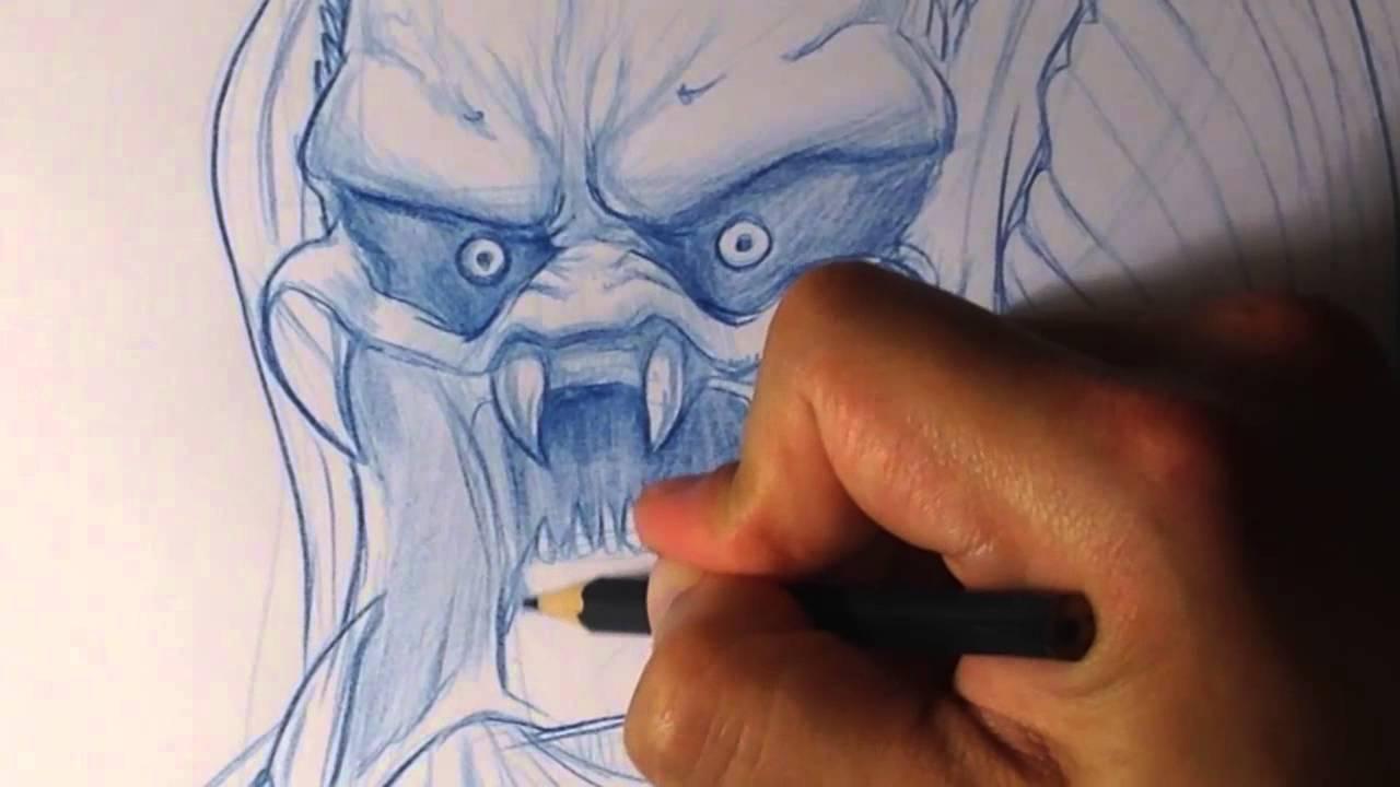 Drawn predator predator 2 2/2 Easy To YouTube Draw