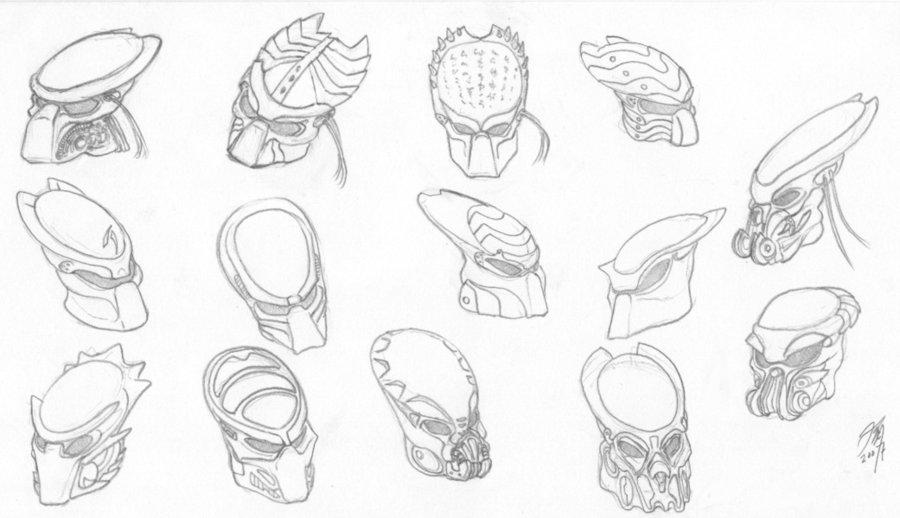 Drawn predator predator helmet Helmets Predator tmac1kobe8vc15 tmac1kobe8vc15 helmets