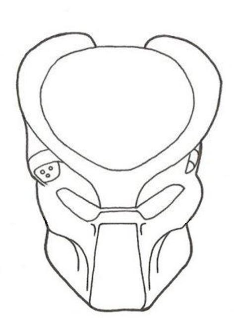 Drawn predator predator helmet Any See your Predator come
