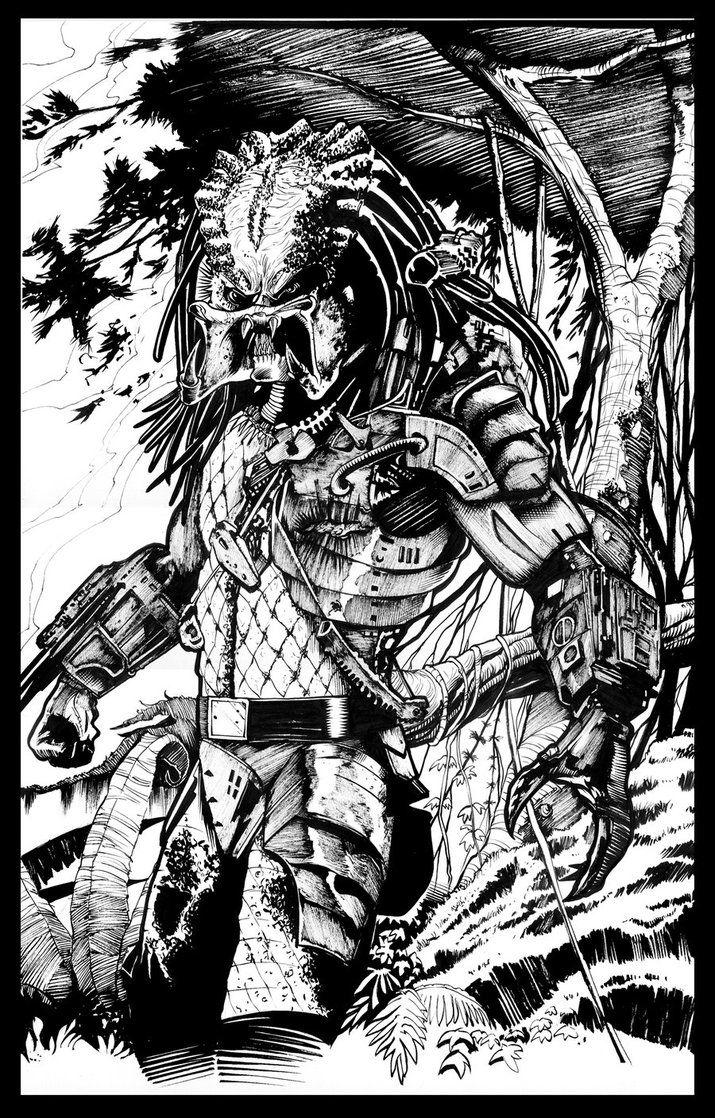 Drawn predator shadow dragon Com ashasylum predator Pinterest images