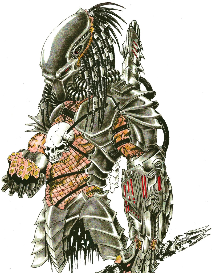 Drawn predator sith Ever Best pic/pic  of