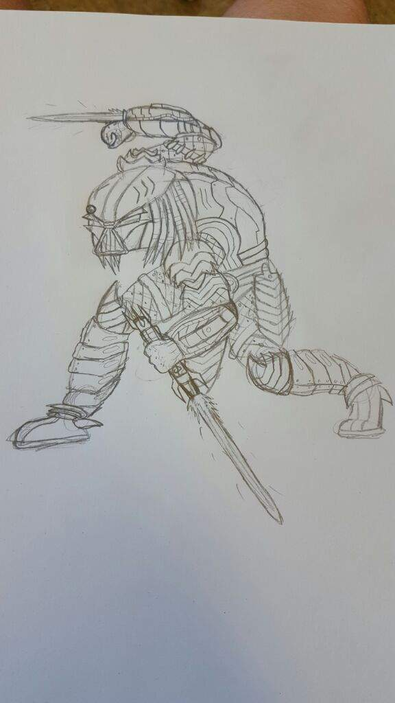 Drawn predator sith To Sith! in this ill