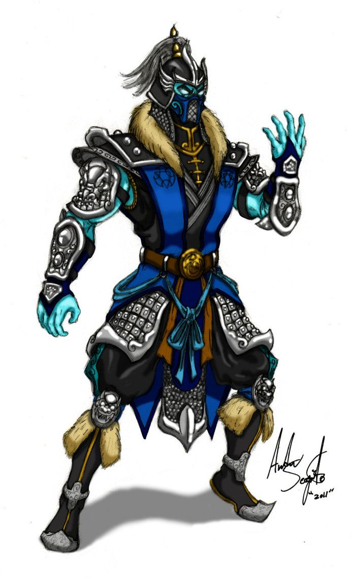 Drawn predator sub zero On Zero armor images my