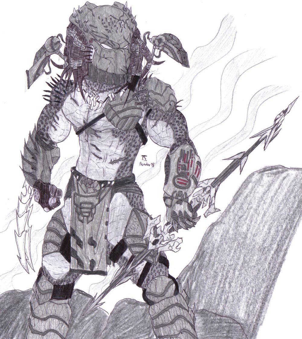 Drawn predator wolf Wolf Bender18 Wolf by DeviantArt