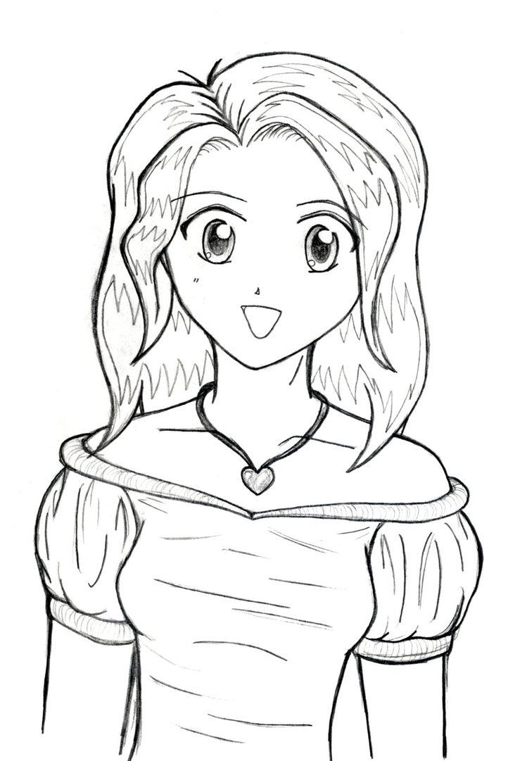 Drawn princess Akakoneko by Anime Princess DeviantArt