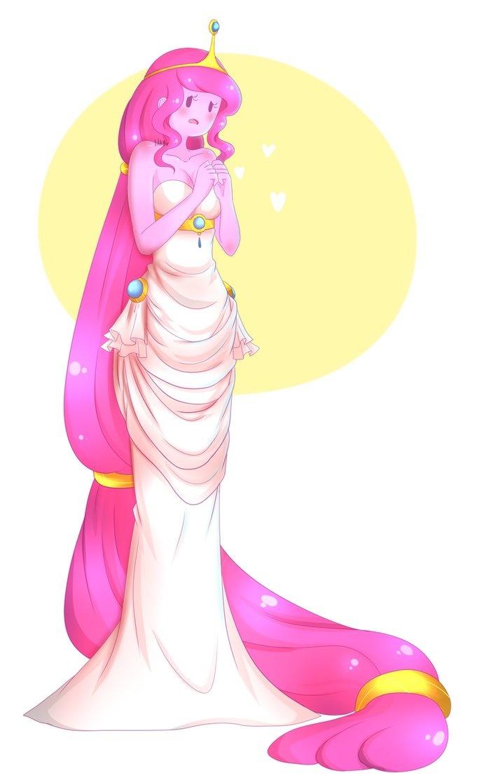 Drawn princess adventure time Princess Bubbline time about bubblegum