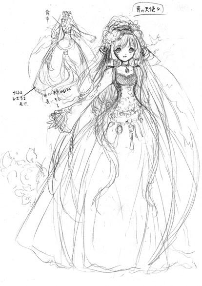 Drawn princess anime Long Manga:Shiitake of with 120
