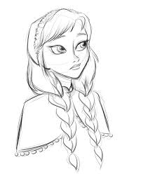 Drawn princess anna frozen Princess Anna photos Princess and