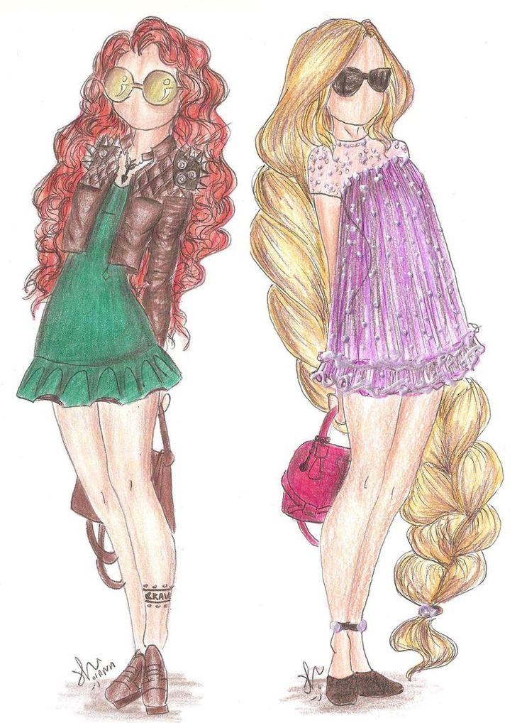 Drawn princess awesome 25+ fashion Best  Disney