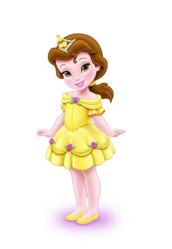 Drawn princess baby 20+ ages Disney on Pinterest