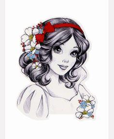 Drawn princess beautiful princess !  and Princesa this