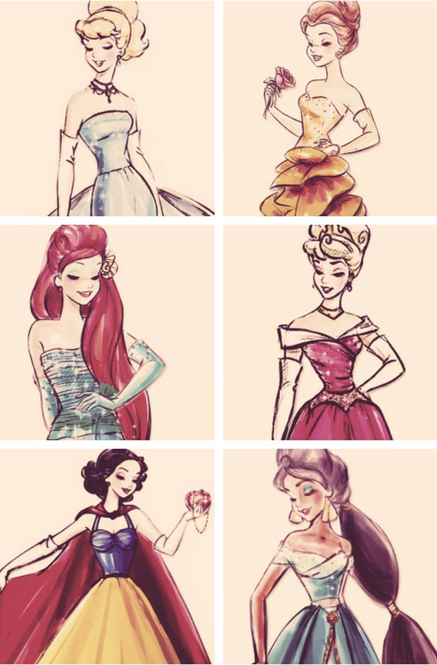 Drawn princess beautiful princess Princess I how and at
