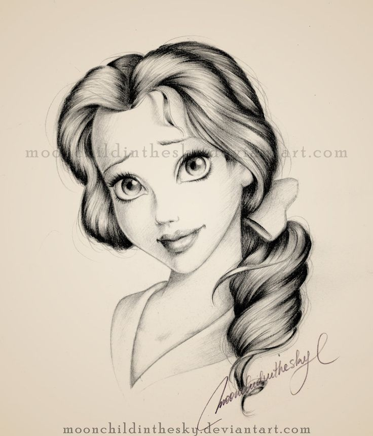 Drawn princess belle About Belle 130 images on
