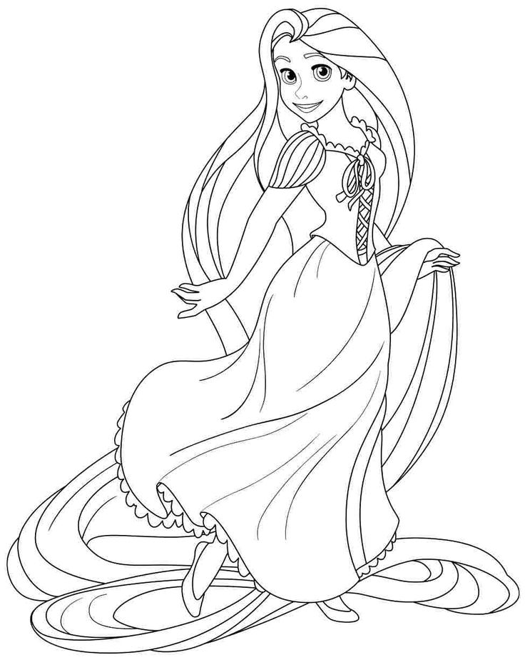 Drawn princess black and white Pinterest 25+ on hair ideas