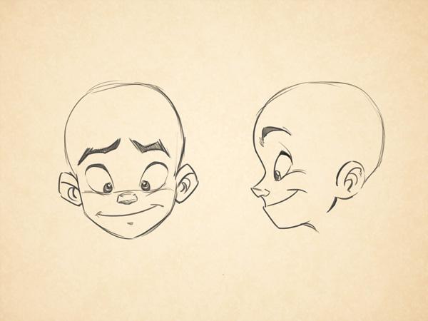 Drawn princess children's Cartoon These development to still
