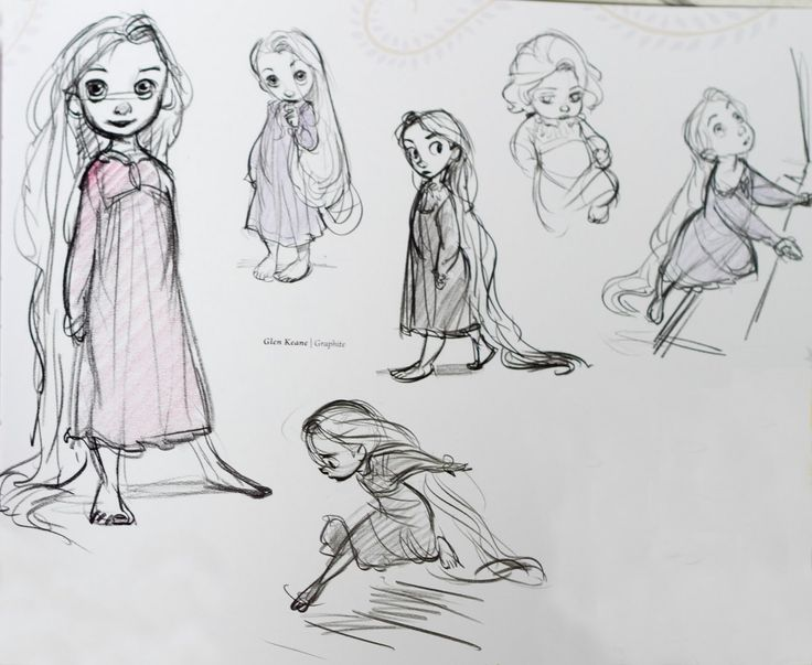Drawn princess concept art On Pinterest animation images &