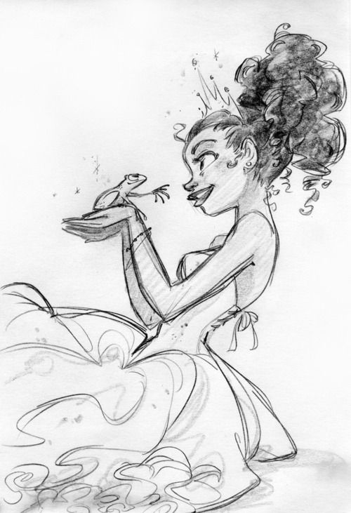 Drawn princess concept art Disney disney concept how Lovely