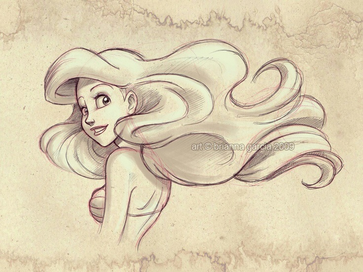 Drawn princess creative Characters Drawings best on of