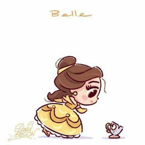 Drawn princess cute Cute! Gilson by of of