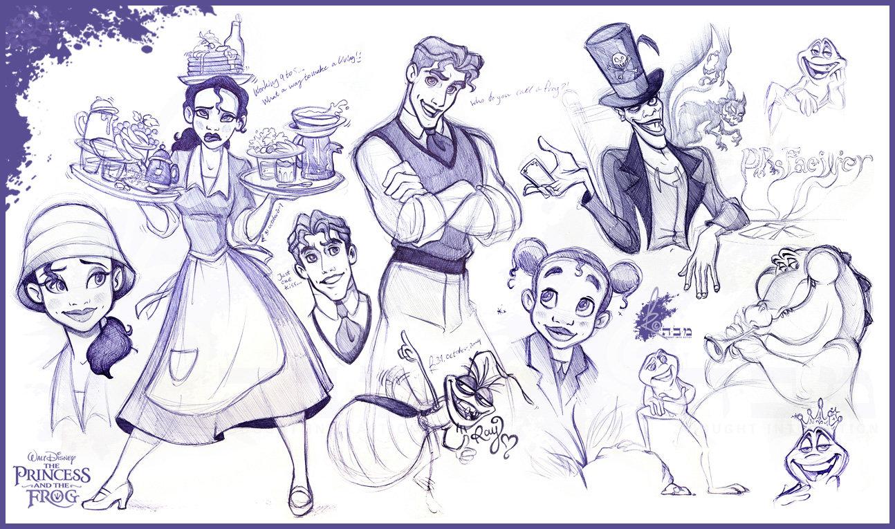 Drawn princess detailed On davidkawena 09 davidkawena by