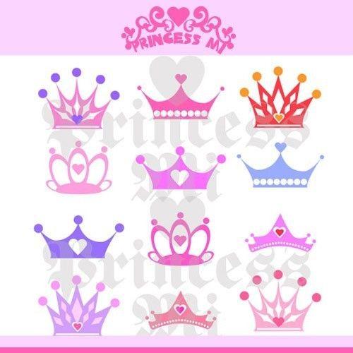 Drawn princess digital Images graphic 21 Download mi