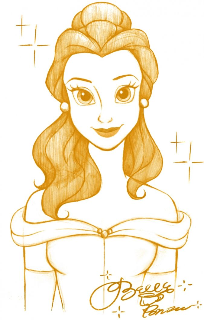 Drawn princess disney Best this on drawing Find