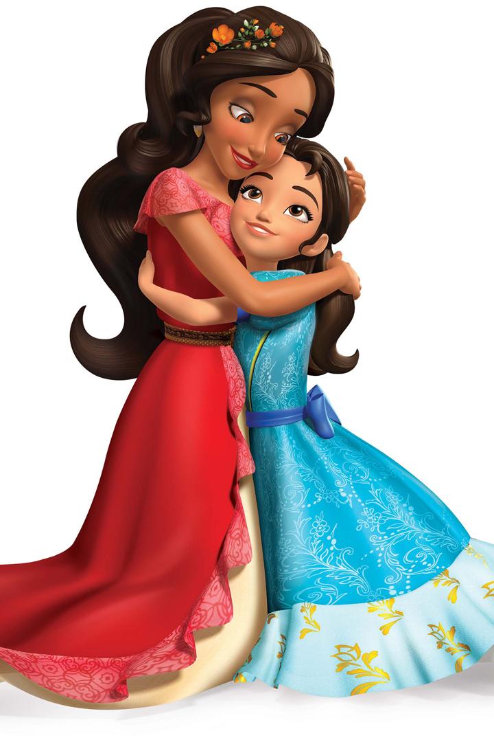Drawn princess elena disney Princess Will Elena Meet at