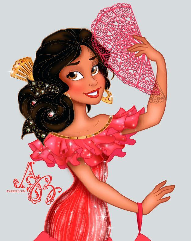 Drawn princess elena disney Avalor 98 Avalor of of