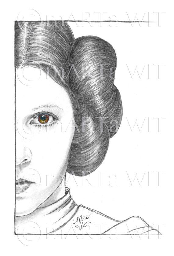 Drawn princess face Drawn Fan Hand Faces Faces